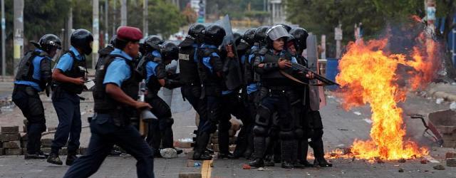 SETTEMBRE 2018: NICARAGUA