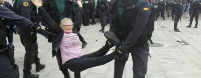Membri del governo della Catalogna destituiti, vittime di maltrattamento