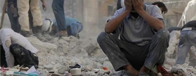 Siria: spiccato mandato d'arresto internazionale per il capo dell'aeronautica siriana