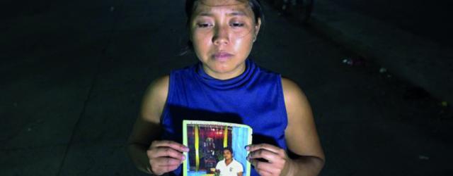 Chiapas - Vane promesse di giustizia per la morte di Jose' Rolando Perez de La Cruz