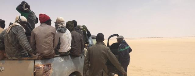 Viaggi di speranza, viaggi disperati. Indagine sui flussi migratori dall'Africa Occidentale (Nigeria, Senegal, Mali)