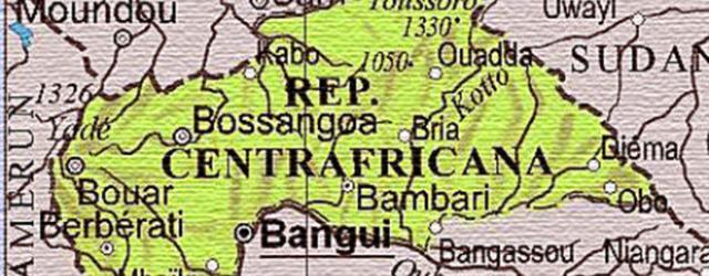 Pena di morte in Repubblica Centrafricana