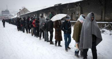 La tragedia dei migranti sulla rotta balcanica