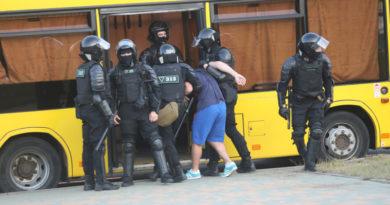 Bielorussia, ancora arresti e intimidazioni